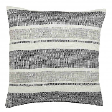 """Denver Cushion Cases (18"""" x 18"""") Finished in Grey"""