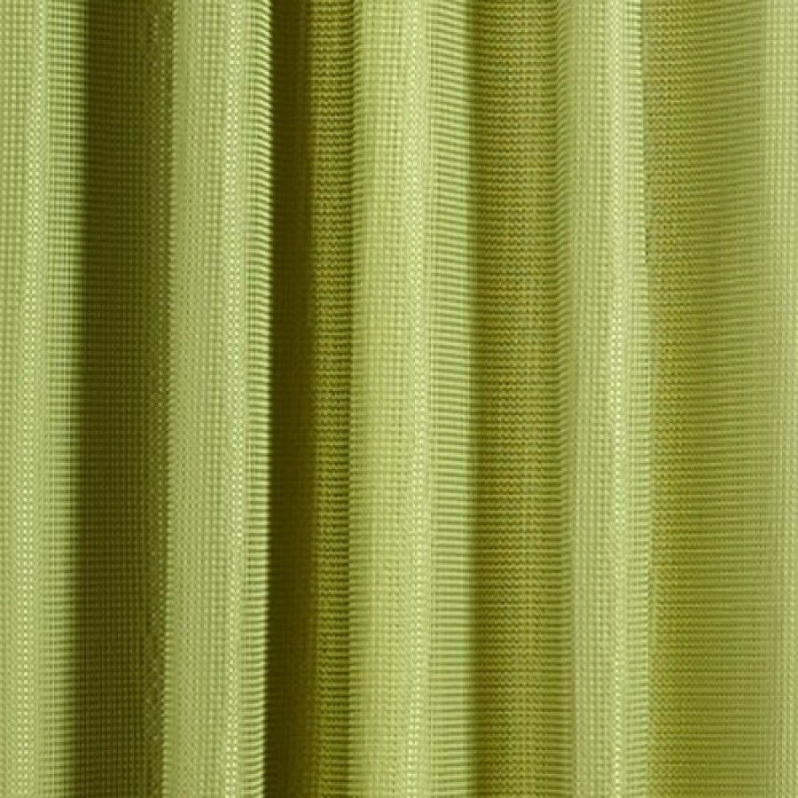Olive green curtains - Waffle Lined Ring Top Eyelet Curtains Pair Available In Olive