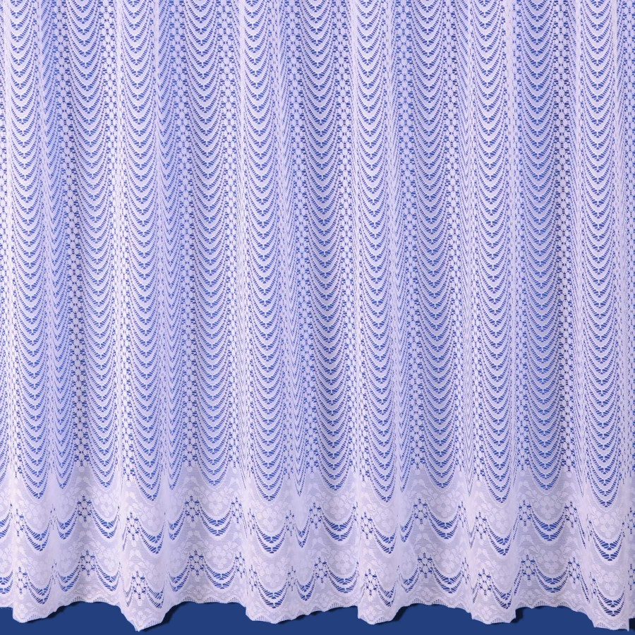 Curtains Ideas voile curtain : curtain in white sold by the metre description the violet net curtain ...
